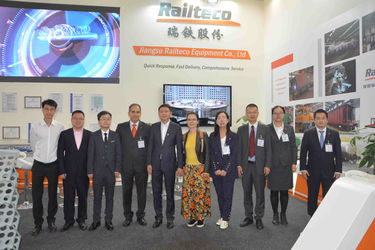 Κίνα Jiangsu Railteco Equipment Co., Ltd.